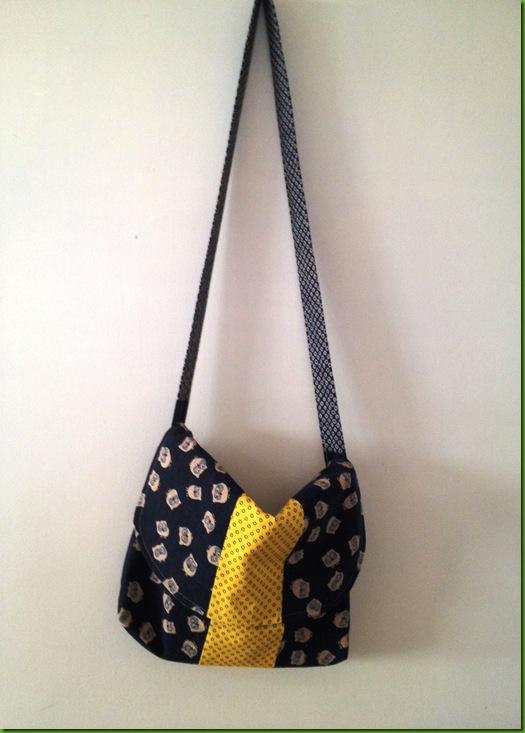 Fia's Owl Bag