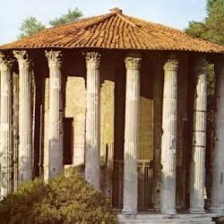 42 - Templo circular de Vesta en Tivoli