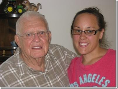 grandpa&Alissa