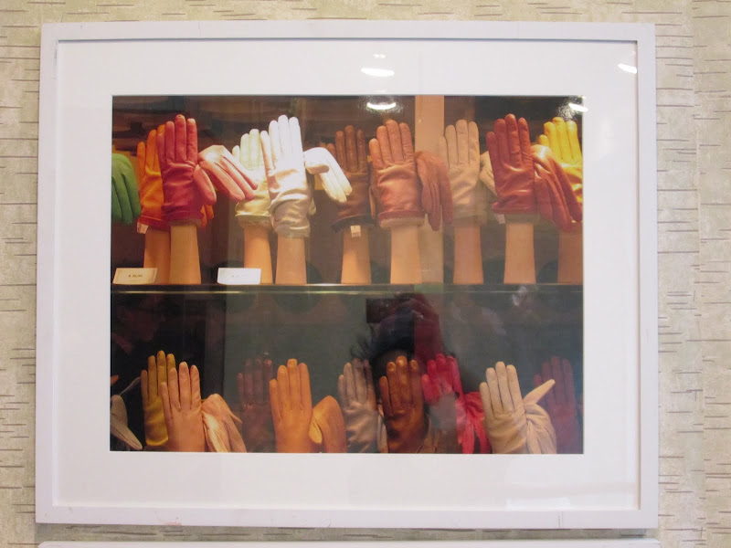 Unsigned Glove Photography
