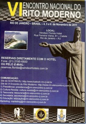 6º ENCONTRO DO RM-RIO DE JANEIRO