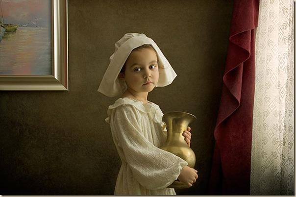 Peintures classiques par Bill Gekas (4)