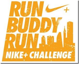 Run Buddy Run Nike+ Challenge