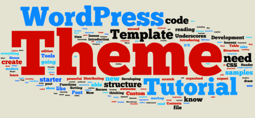how to build wordpress themes
