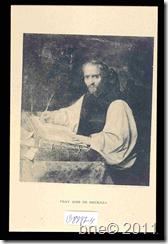 Retrato de Fray José de Sigüenza