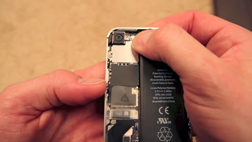 How to fix black and unresponsive  iPhone screen 322