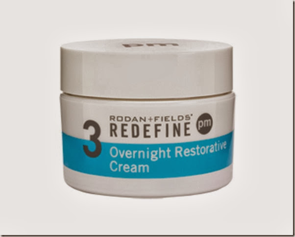 Rodan & Fields Overnight Restorative Cream