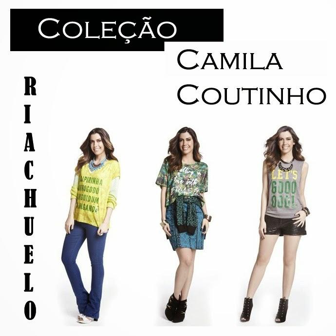 Camila Coutinho - Riachuelo