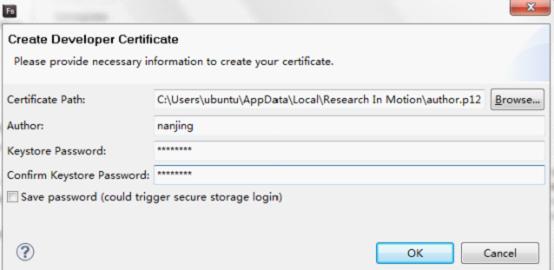 p12 certificate reg2