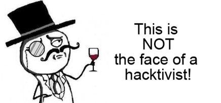 Lulz Security are no hacktivists