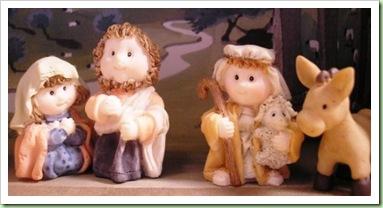 Christmas Crib 1