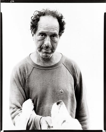 Richard Avedon - robert frank 1975.jpg