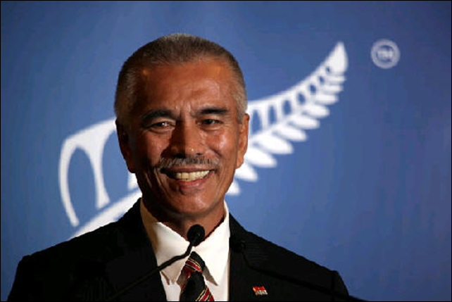 Anote Tong, President of Kiribati. Photo: Queen Anne County Public Schools