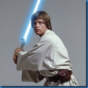 Luke Skywalker son of Chosen One