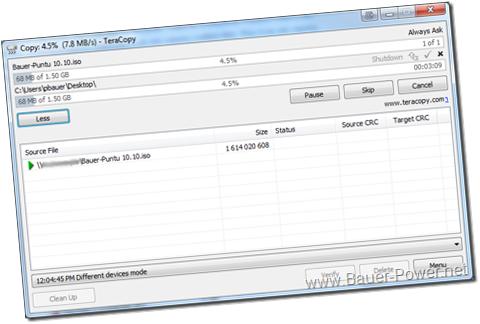 free  software tera copy software