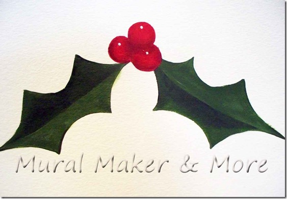 paint-holly-berries-6