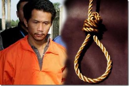 pembunuh nurul nadirah dihukum gantung sampai mati