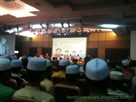 Gambar Majlis Angkasan Negara Bersama Pimpinan Negeri Kelantan
