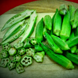 bamya okra lady finger