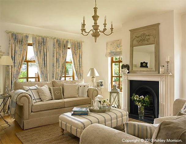 Shabby and charme le bellissime fotografie di interni inglesi di ashley morrison - Case belle interni ...