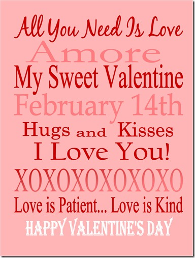 Valentind Day Printable 2 SJB