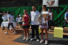 Elena Rutigliano, Roberto Mineni e Alice Moroni