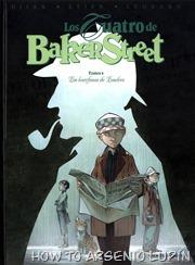 Los cuatro de Baker Street T4-Los huerfanos de Londres (01)