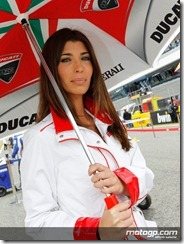 Paddock Girls Gran Premio bwin de Espana  29 April  2012 Jerez  Spain (34)