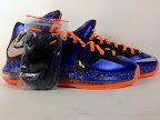 nike lebron 10 ps elite blue black 3 02 Release Reminder: Nike LeBron X P.S. Elite Superhero