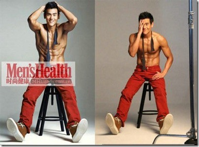 Eddie 彭于晏 x Men's Health 03-5