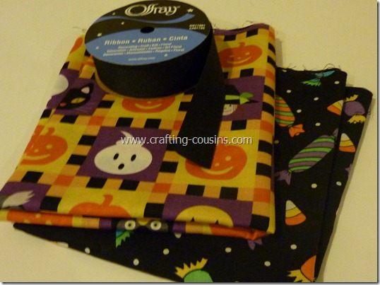Trick or Treat bag tutorial by Crafty Cousins (2)