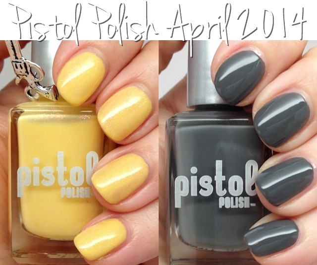 Pistol Polish April