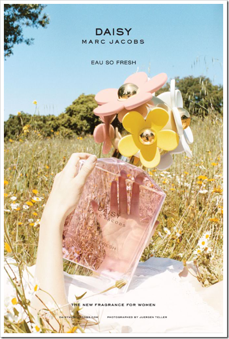 marc jacobs daisy eau so fresh limited edition 2011