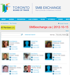 SMBexchange.ca needs more members