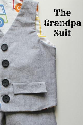 grandpa suit