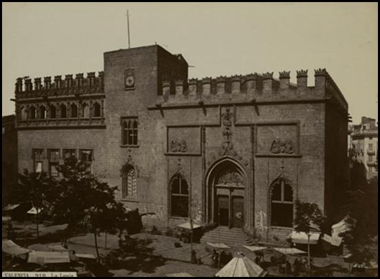 la lonja 1870