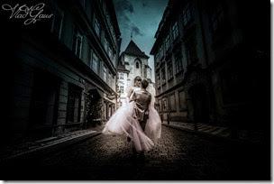 Свадьба в Праге и замке Глубока фотограф Владислав Гаус