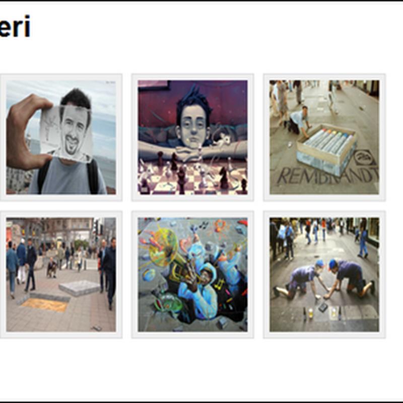 Blogger Galeri Sayfası Oluşturma