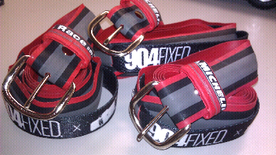 904fixed x bicycle belts custom u lock belts. Black Bedroom Furniture Sets. Home Design Ideas