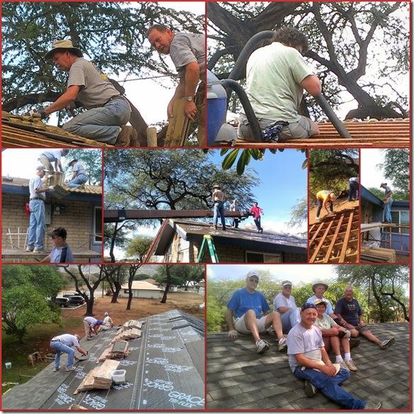Roofing Hawaii  Camp Puu Kehea 12