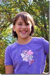 Mikayla Michalek age 8