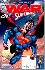 2011-08-22 - Superman - La Guerra de los Supermanes 0
