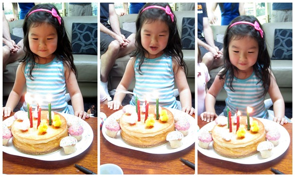 Xanna's 5th BirthdayCollage