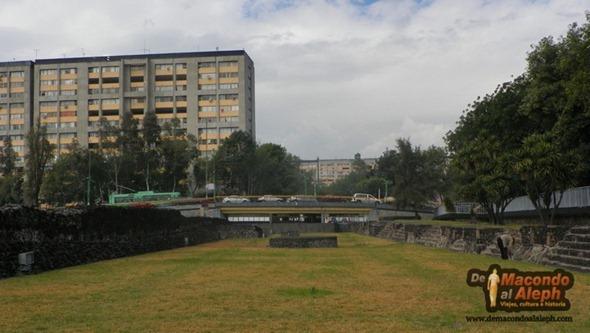Tlatelolco Ciudad de México 3