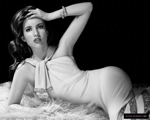 Emma Roberts linda sensual sexy sedutora desbaratinando (30)