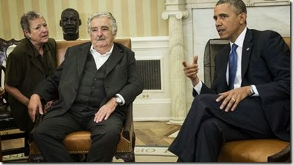 Mujica - Obama