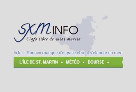 SXM Info Lògo