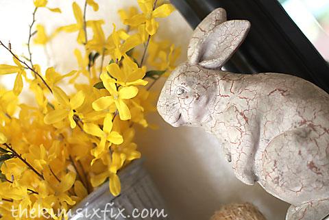 Crackle bunny