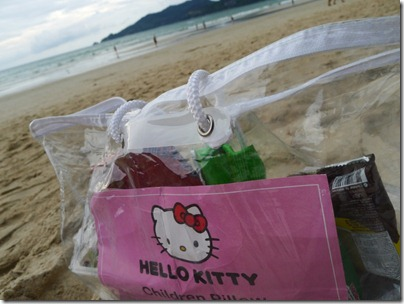 the Hello Kitty