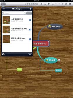 iPad mindmap app-10